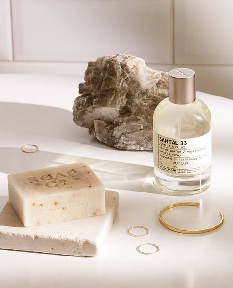 Sali Hughes' 5 plastic conscious beauty solutions. 2. Smell