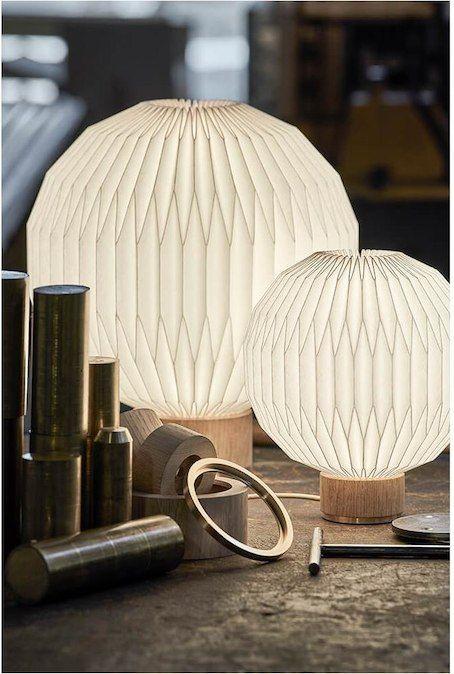 Die Hygge Lampe Aus Danemark Lampe Stehlampe Papier Lampentisch