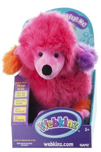 Webkinz Poshy Poodle In Box Read More At The Image Link Note Amazon Affiliate Link Animals For Kids Pet Toys Pet Dogs Puppies