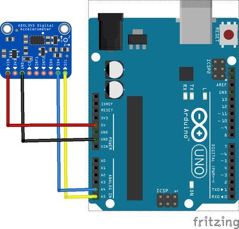 ADXL345 Digital Accelerometer - Adafruit Industries
