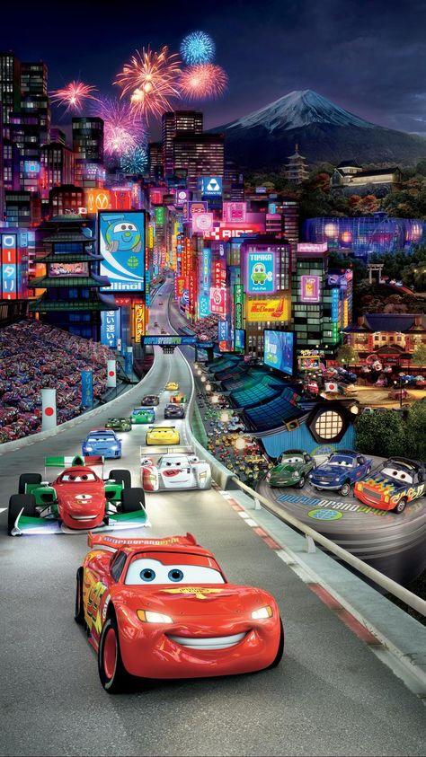 Cars 2 (2011) Phone Wallpaper   Moviemania