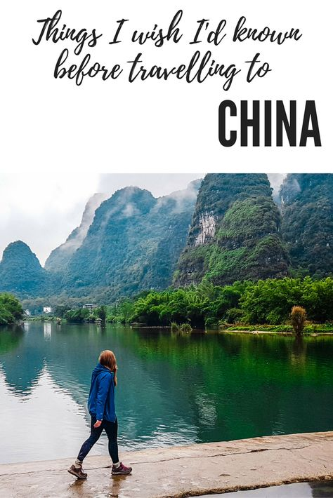 Tips for travelling to China - Wha I wish I'd known