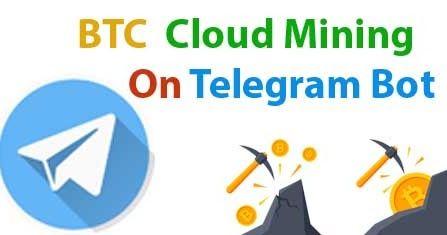 Telegram: Contact @BTCro