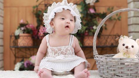 Baby Cute Girl Beautiful
