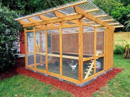 Krewe Of Coops Virtual Chicken Coop Tour No 11 Seven Garden Lofts Coop Thoughts Walk In Chicken Coop Chickens Backyard Diy Chicken Coop