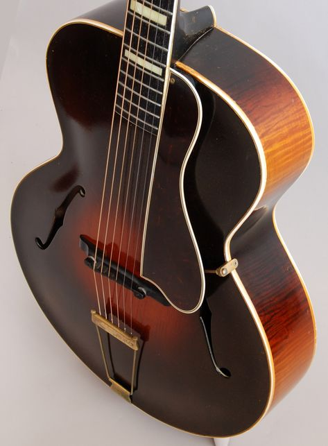 Vintage 20's Gibson L-5 Archtop Guitar - Learn how to play guitar