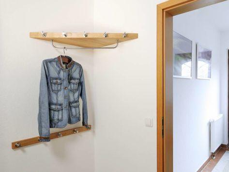 Garderobe Für Kleinen Flur In 2019 Eckgarderobe Garderobe