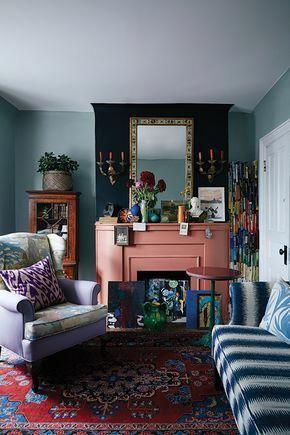 17 Bloomsbury Style Modernhomedecorbedroom Moroccan Decor