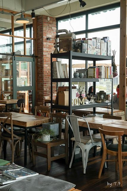 Pin By Kailin Huang On Coffee Culture Chocolate Desserts Korean Coffee Shop Hipster Coffee Shop Korean Coffee