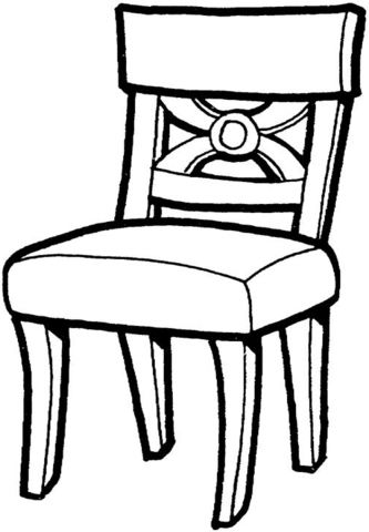 Chair Coloring