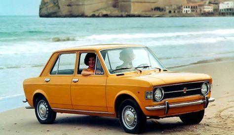 Auto Dell Anno 1970 Fiat 128 Fiat 128 Auto Vecchie Auto