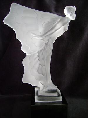 Au/ßendekoration Gartendeko Garten Glas Skulptur Design Italien 2
