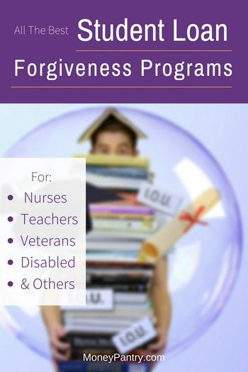 Best Student Loan Forgiveness Cancellation Discharge Programs