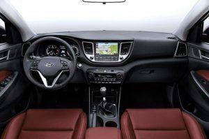 2017 Hyundai Tucson Interior Hyundai Tucson Hyundai Hyundai Ix35