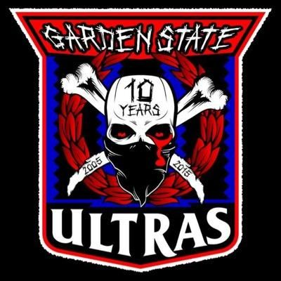 Garden State Ultras New York Red Bulls Ultra Comic Book Cover