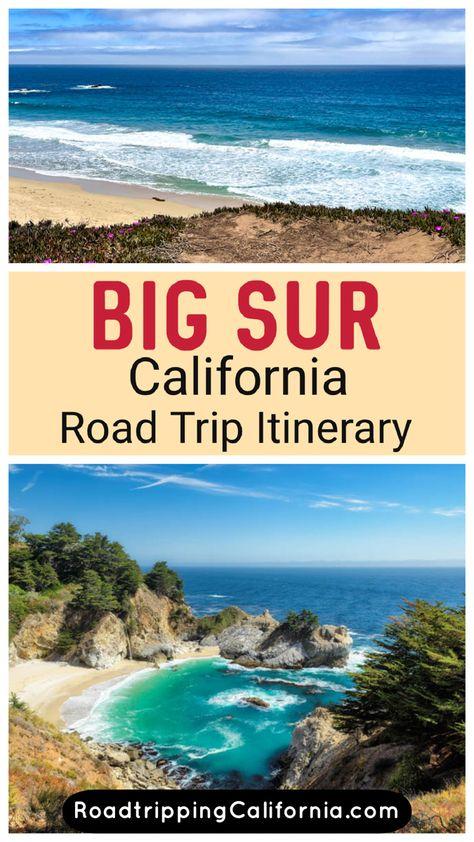 2-Day Big Sur Road Trip