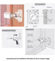 How To Install Blum Cabinet Door Hinges Idee Bricolage Bois Mobilier En Bois Conceptions De Placard