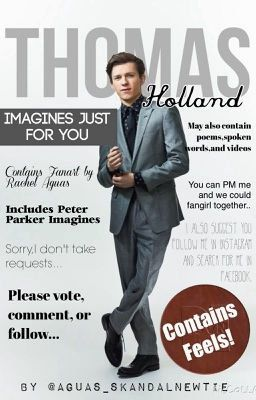 Tom Holland Imagines - Imagine#1:Used to it-Peter Parker | Cute