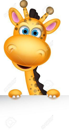 Cartoon Giraffe Cliparts Stock Vector And Royalty Free Cartoon Cartoon Giraffe Giraffe Illustration Cute Giraffe