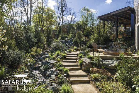 Beaver Creek Safari Lodge Jardins Plain Pied