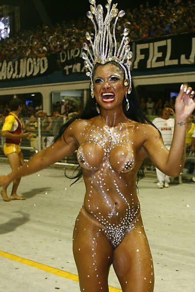 Carnival Beauty, Port of Spain, Trinidad.   Trinidad is my