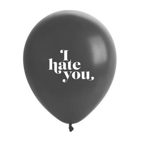 Jerk Balloons by Fairgoods on Etsy