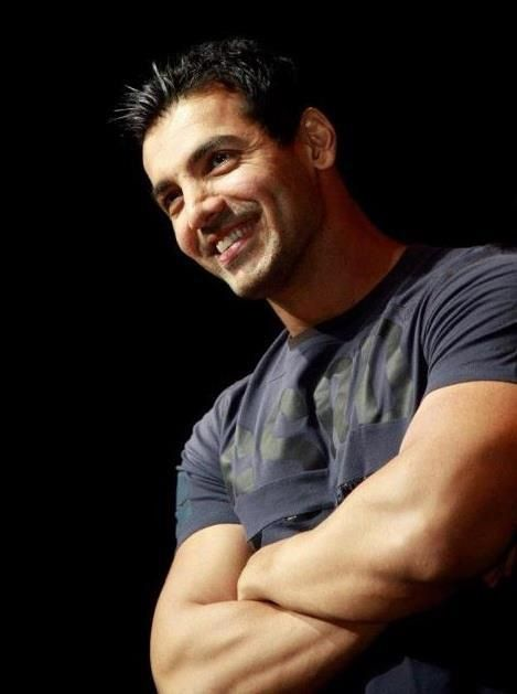 Pin By Nisha Mistry On Eye Candy Celebrities Male John Abraham Attractive Men