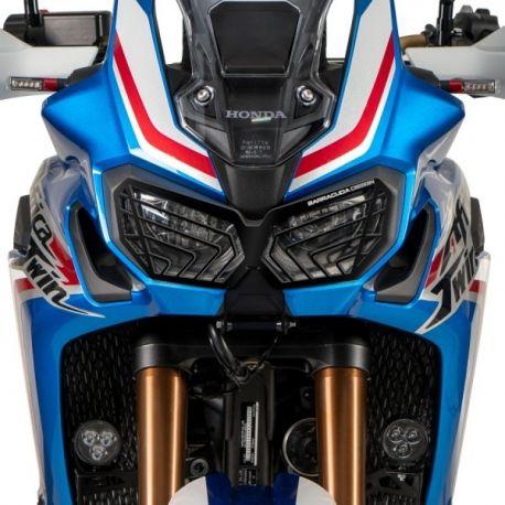 Protector Faro Honda Crf 1000 L 2018 2019 Barracuda Ha1300 19 Honda Motos Yamaha Mt 09