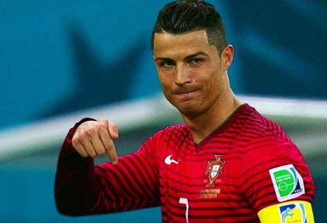 Biografia De Cristiano Ronaldo Cristiano Ronaldo Dos Santos