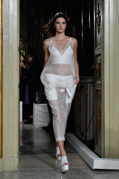 Ports 1961, Spring 2015 - Kendall Jenner's Best Runway Looks - Photos