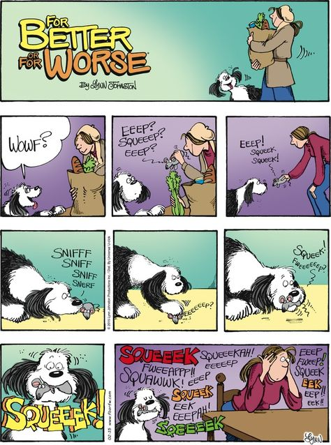 ❤ =^..^= ❤ For Better or For Worse Comic Strip on GoComics.com