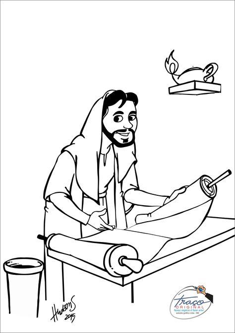 Pin De Hudson Silva Em Desenhos Biblicos Revista Sorriso Para