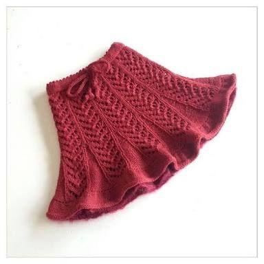 5e0a8b44a Resultado de imagen para faldas tejidas a dos agujas | Knit ...