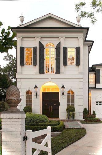 Gorgeous 57 Small Cottage House Exterior Design Ideas Cottage House Exterior House Exterior House Designs Exterior