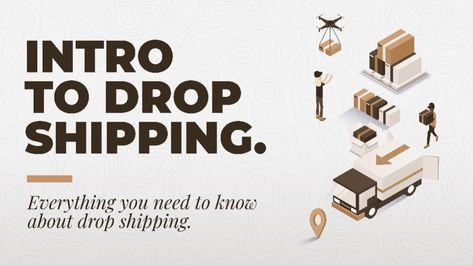 Intro to Drop Shipping: A Helpful Guide