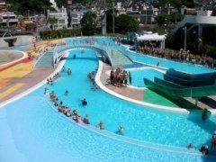昔から夏の長崎キッズに人気のプールといえば長崎市民小ケ倉プールです