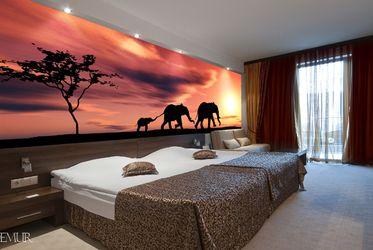 Willkommen In Afrika Furs Schlafzimmer Fototapeten Fixar Schlafzimmer Tapete Tapete Schlafzimmer Zimmer