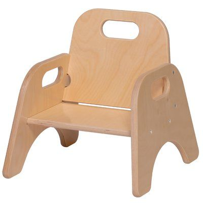 Angeles Classroom Chair Toddler Chair Chair Wood