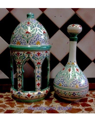 Apliques De Pared De Ceramica Arabe Andalusi De Distintos Tamanos Apliques De Pared Decoracion De Unas Pared