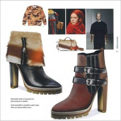 SHOES TREND BOOK A-W 2015-16 BY VERONICA SOLIVELLAS