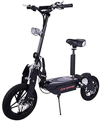 Amazon Com Rassine City Hopper 1000w Electric Scooter With Turbo
