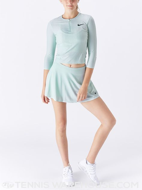 Pin on Women's Tennis Wear | Fashion