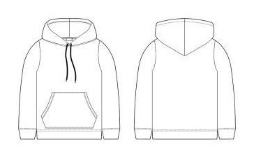 Download Image Details Isignstock Contributors Ist 21848 00759 Hoodie Fashion Sketch Image Details Clothing Design Sketches Fashion Sketches Fashion Design Template