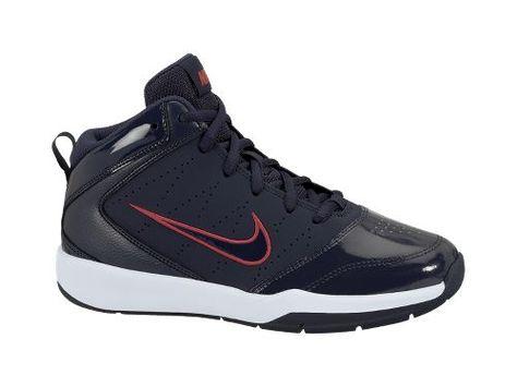 cb53c2fe659 Nike Team Hustle D 5 (3.5y-7y) Boys  Basketball Shoe