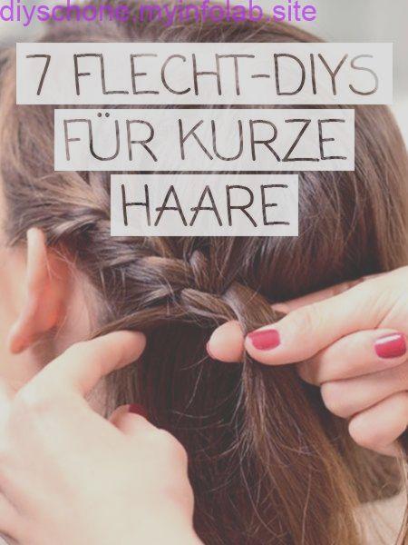 Kurze Haare Flechten Frisuren Mit Anleitung Kurze Haare Flechten Geflochtene Frisuren Fur Kurze Haare Flechtfrisuren Kurze Haare