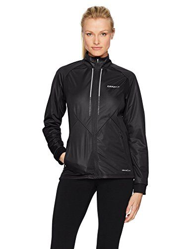 Craft Sportswear Womens Storm 2.0 Nordic Cross Country Skiing Training Jacket