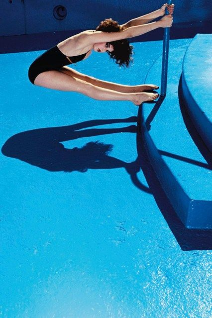 THE ULTIMATE IMAGE MAKER ~~!! Seventies photographer Guy Bourdin hated fame, but he changed our view of fashion, says Alison M Gingeras