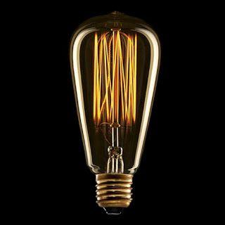لمبة ديكور تنجستين اديسون Edison لمبات ديكور للمنزل الحديثة احدث انواع اللمبات الاضاءة الحديثة بتقنية اديسون تنج Edison Light Bulbs Bulb Led Bulb