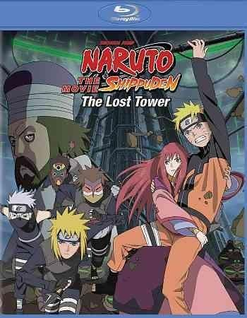 Naruto Shippuden The Movie Lost Tower Com Imagens Naruto Filme
