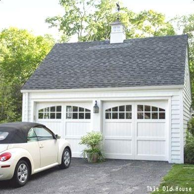 Extending Kitchen Into Garage Garage Door Design Carriage House Garage Garage Exterior